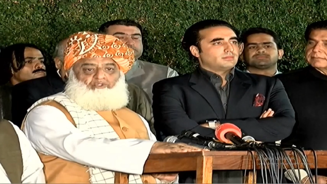 opposition agrees on fazl led apc towards month s end