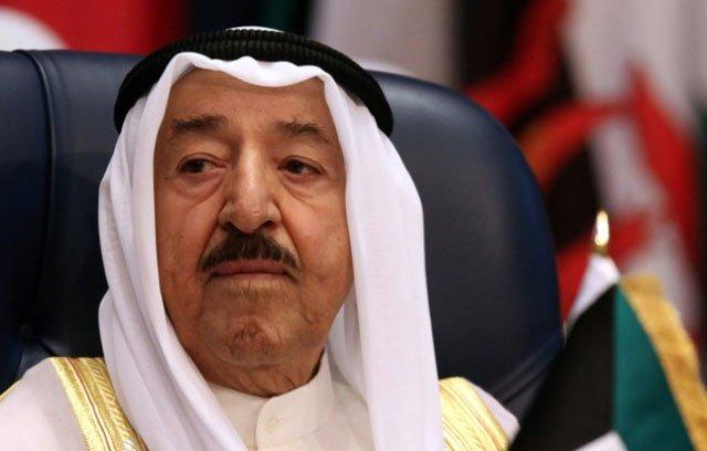 Emir of Kuwait Sheikh Sabah al-Ahmad al-Jaber al-Sabah. PHOTO: AFP / File