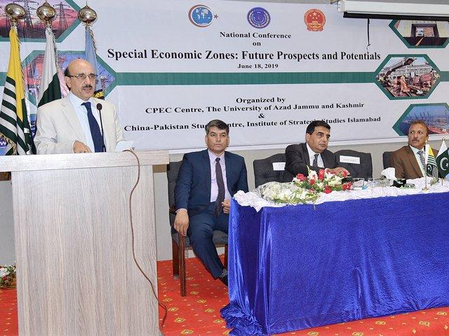 cpec to turn ajk into pakistan s economic engine masood