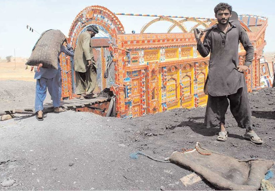 mines row sindh govt selling lakhra coal against court orders