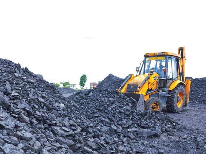 sindh govt selling lakhra coal against court orders