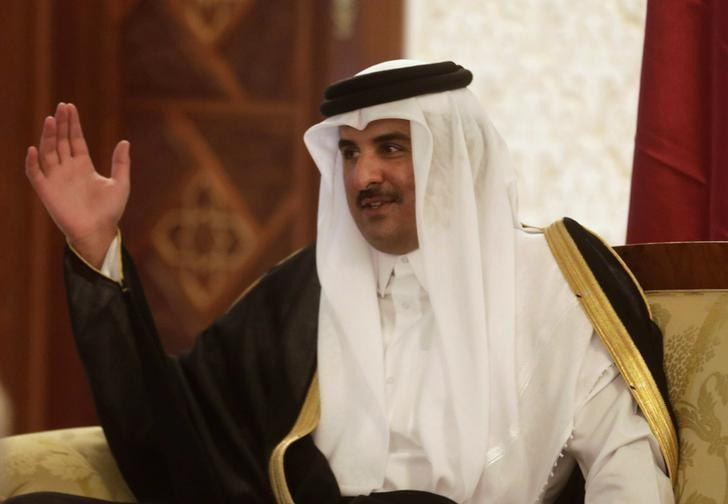 qatar s emir to pay two day visit to pakistan on saturday