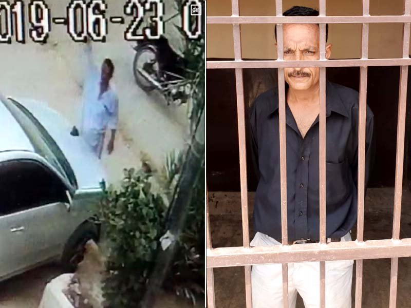 drunken karachi cop suspended over aerial firing harassing women