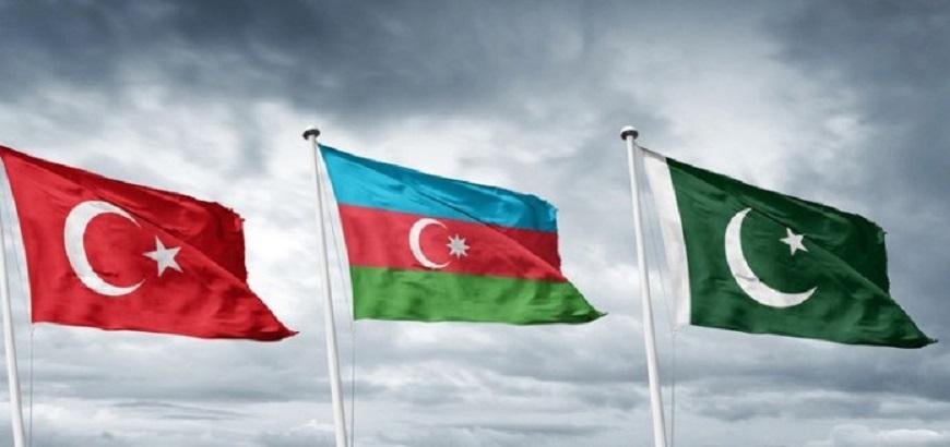Iran wird zunehmend durch die Achse Türkei-Aserbaidschan-Pakistan beunruhigt
