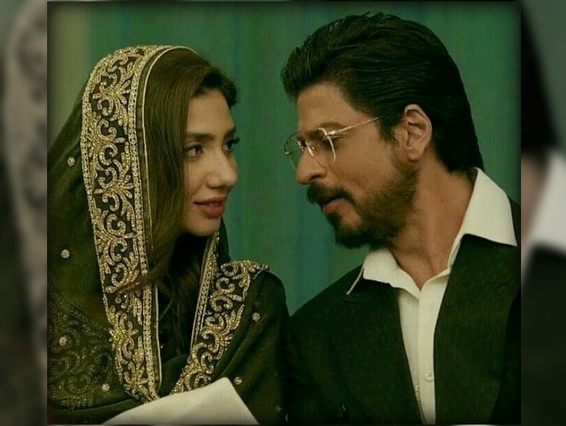 when mahira khan embarrassed herself while meeting srk for the first time