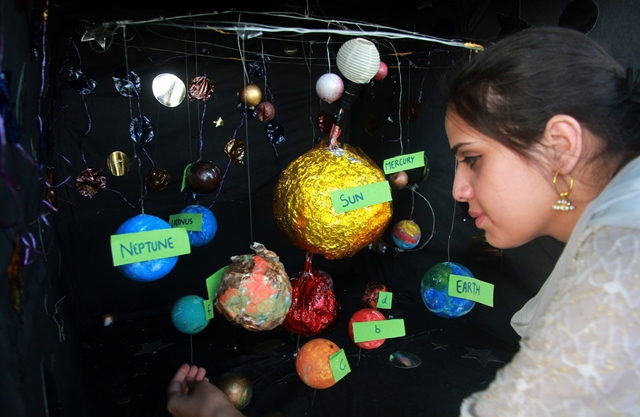 suparco s world space week celebrations are out of this world