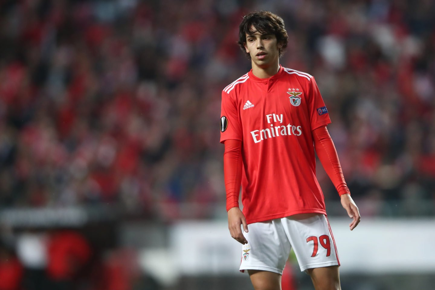 benfica confirm 126m offer from atletico madrid for portuguese teenager joao felix