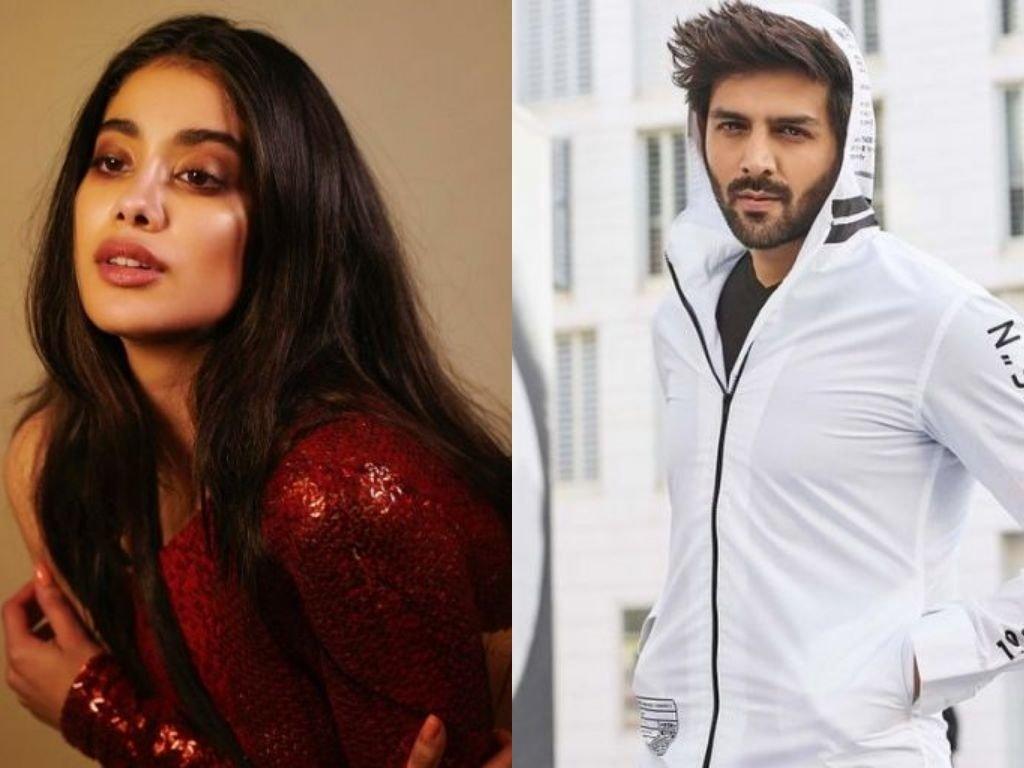 janhvi kapoor and kartik aryan to star in dostana sequel