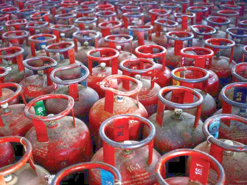 Gas utilities - SNGPL and SSGC - have been facing billions of rupees worth of losses due to extension in the pipeline network. PHOTO: FILE
