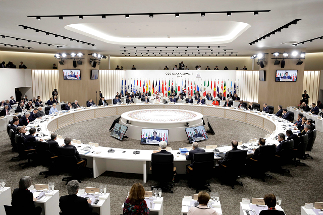 trade and horse trade top five hot button g20 issues