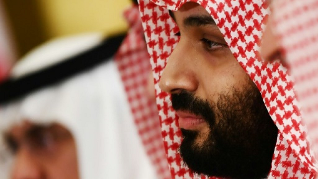 trump says saudi crown prince doing spectacular job