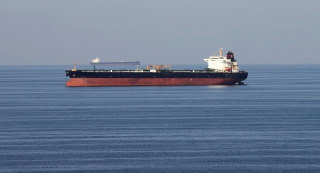 Explosion rocks oil tanker at Saudi port