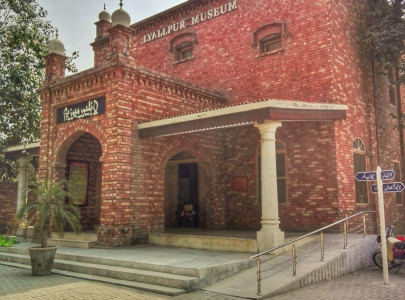lack of funds lyallpur museum s expansion in limbo