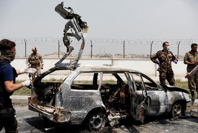 taliban ambush kills at least 25 afghan security personnel