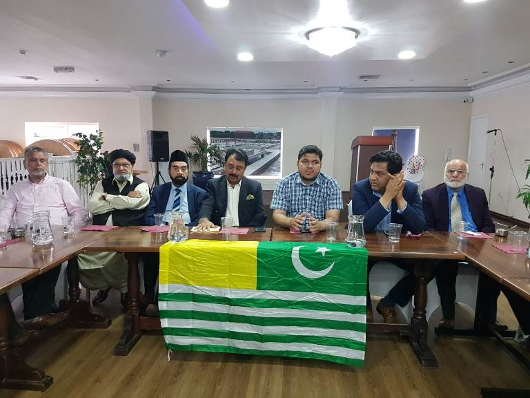 pakistanis in uk to protest against iok article 370 situation