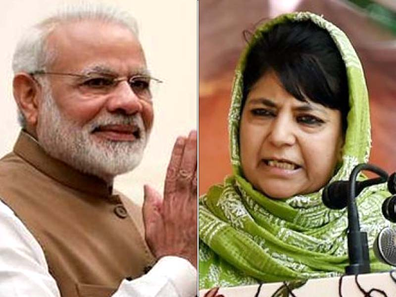 kashmiris compelled to rethink their allegiance towards new delhi mehbooba mufti