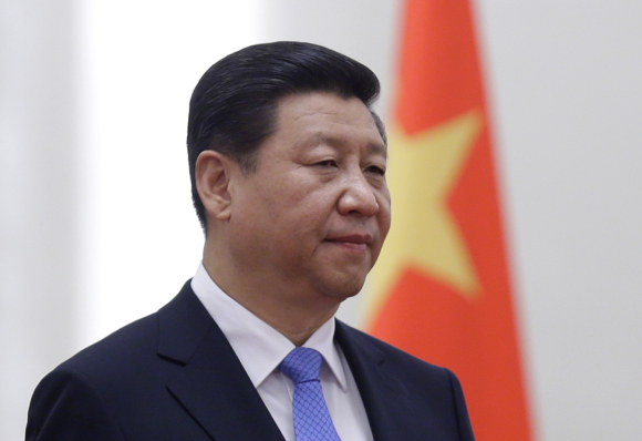 China's President Xi Jinping. PHOTO: AFP
