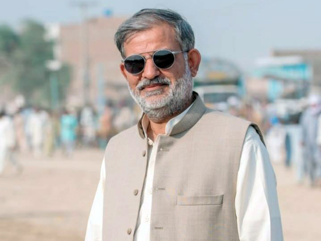 PML-N MPA Attaur Rehman is accused of raping, blackmailing a university student for 11 months in Multan. PHOTO: FACEBOOK