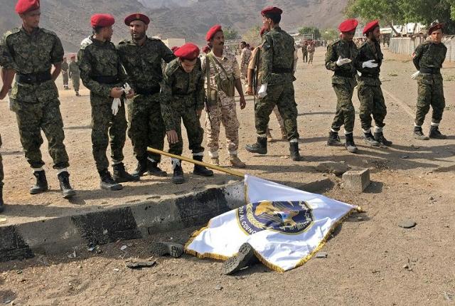 clashes leave 12 dead in yemen s aden