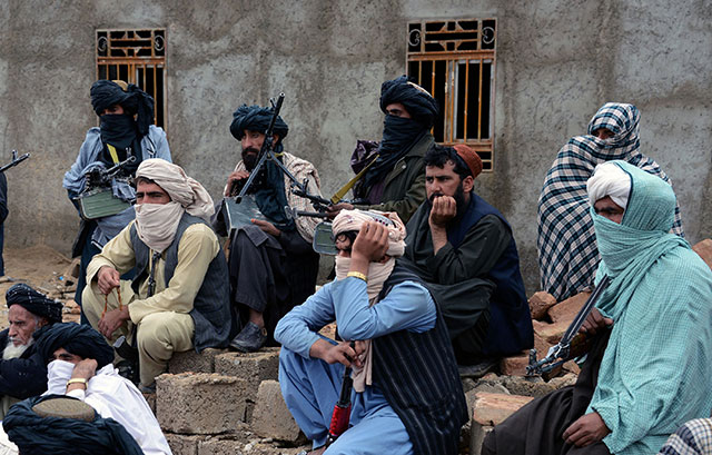 what if taliban are back in the saddle in afghanistan