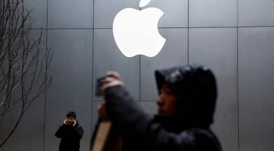 Tech giant falls to fourth place in global smartphone sales. PHOTO: REUTERS