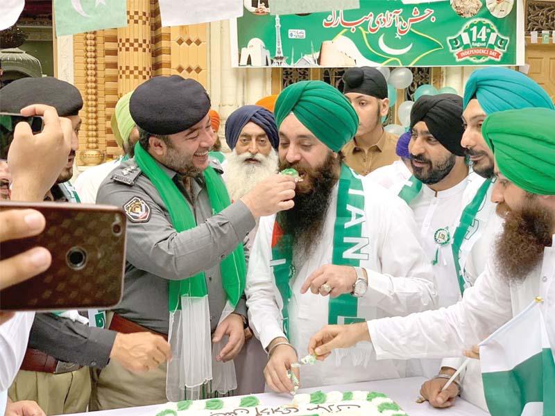 celebrating a nation of many faiths