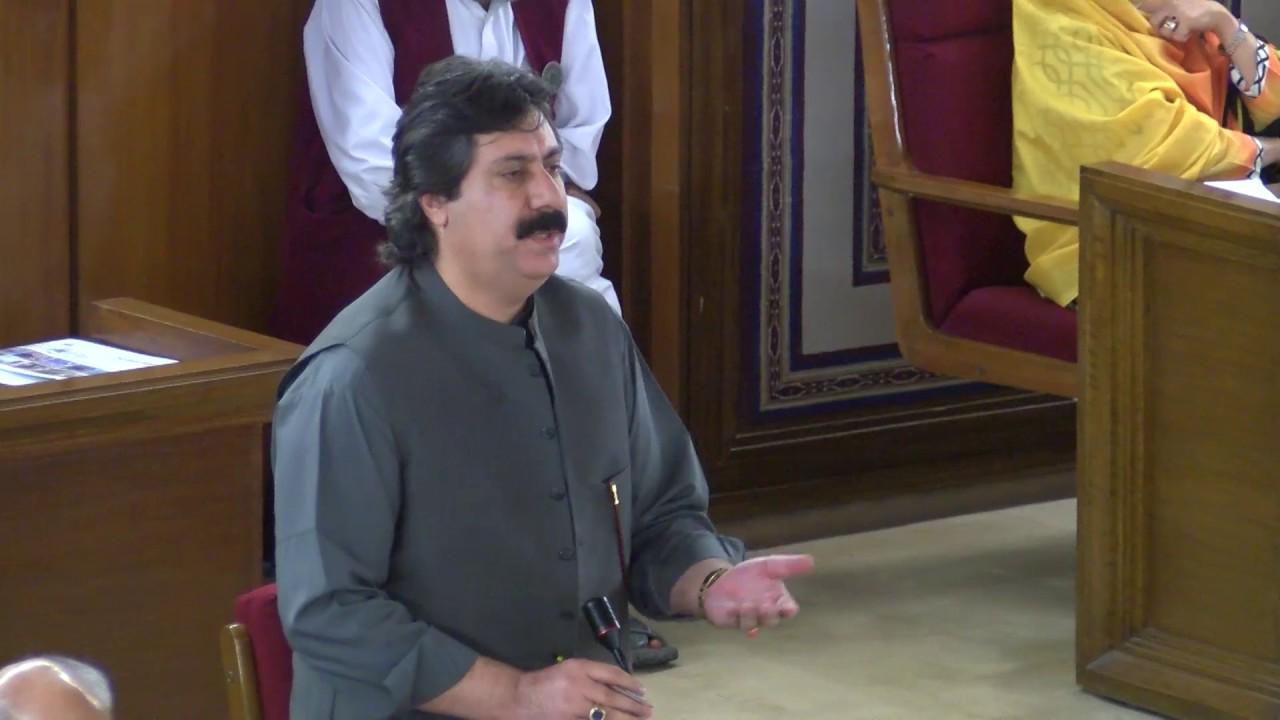 Balochistan Awami Party Senator Manzoor Kakar