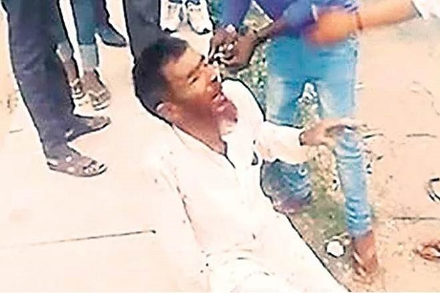 court cites lack of evidence for acquittal despite videos of a crowd beating him in the street photo financial express