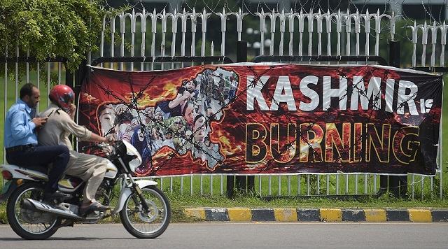 in pictures pakistan observes black day on august 15