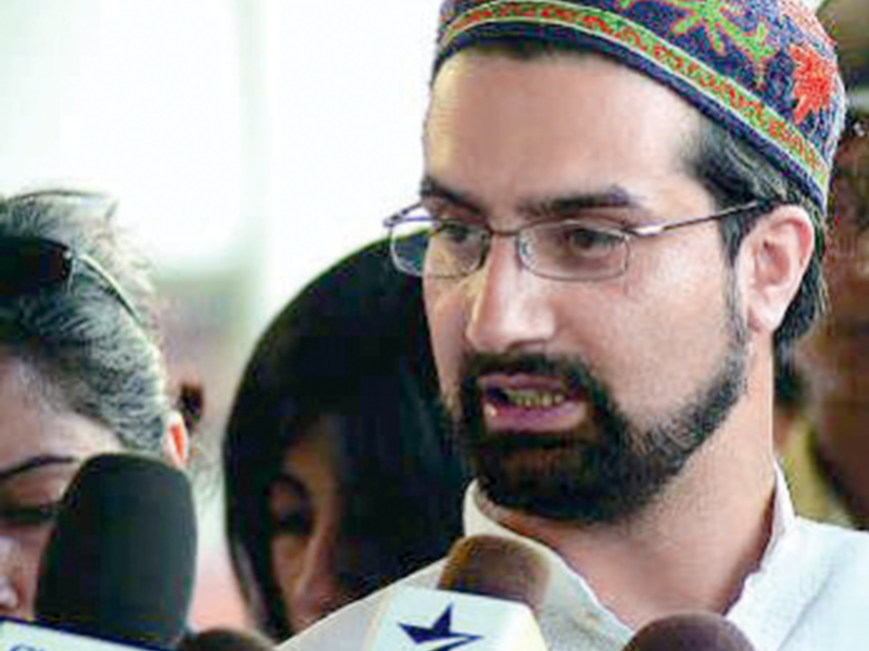 aphc asks un to send peacekeepers to kashmir