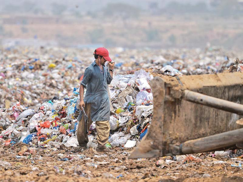 plastic ban campaign starts in 10 days in the federal capital aslam