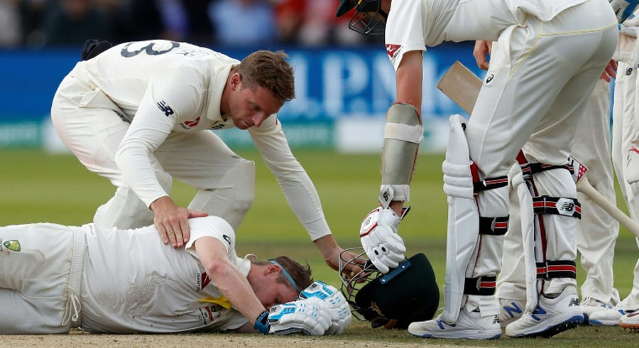 langer says smith blow may see neck guards become compulsory