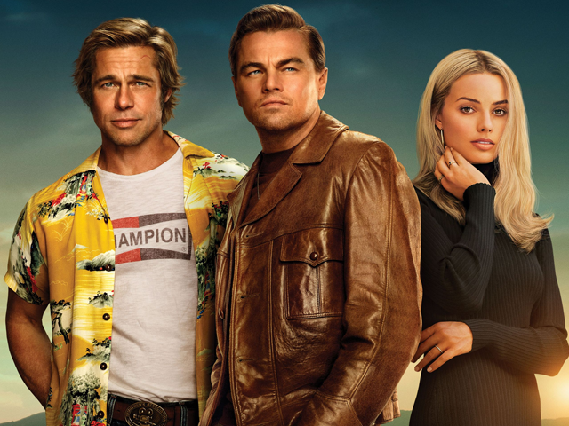 review once upon a time in hollywood is tarantino at his peak