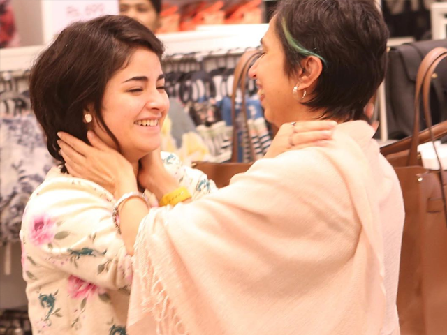 haven t been able to get in touch with zaira wasim in kashmir indian film maker