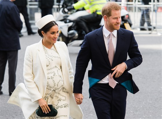 Questions have been asked about the royal couple's use of private jets and their environmental impact. PHOTO: FILE