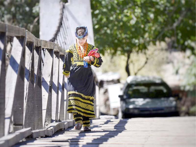 three  day uchau festival kicks off in kalash valley
