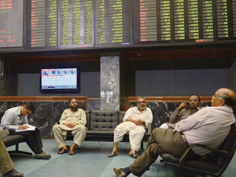 secp chief stockbrokers discuss extensive reforms