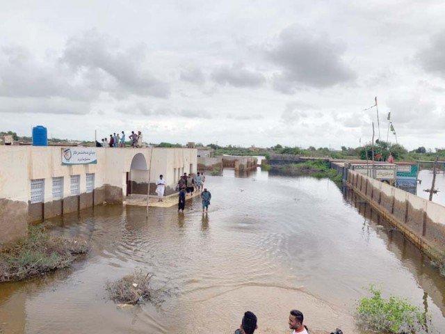 thatta district council demands calamity hit status