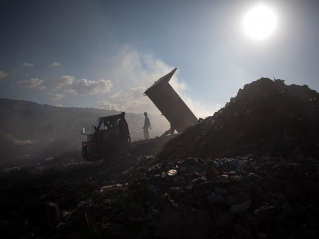 sindh lg minister defends sindh solid waste management board
