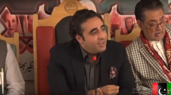 selected pm can t raise voice against indian atrocities in iok says bilawal