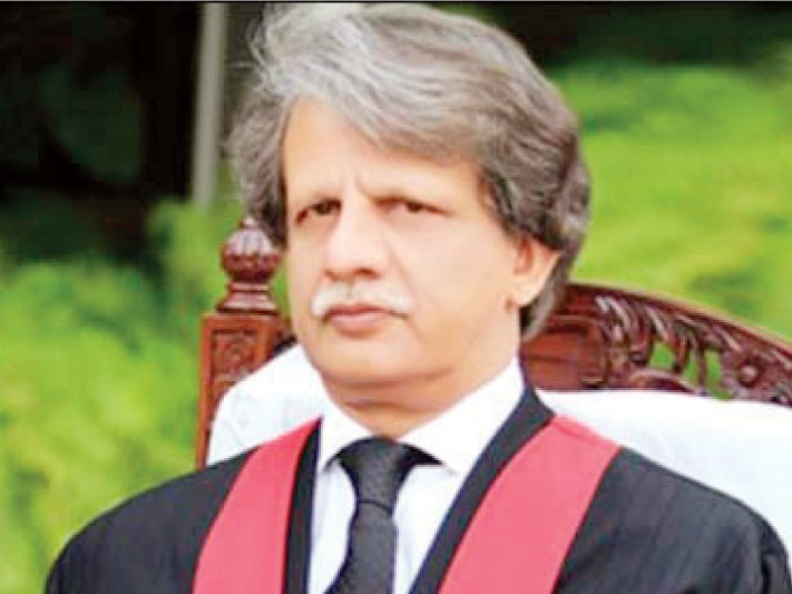 individuals not bigger than institution justice saeed
