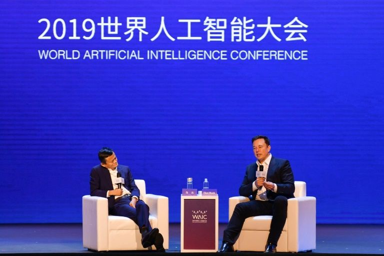 Alibaba's Jack believes artificial intelligence poses no threat to humanity. PHOTO: ONLINE