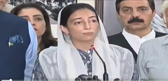 three arteries of asif zardari are blocked and he is suffering from severe spinal issues claims aseefa bhutto