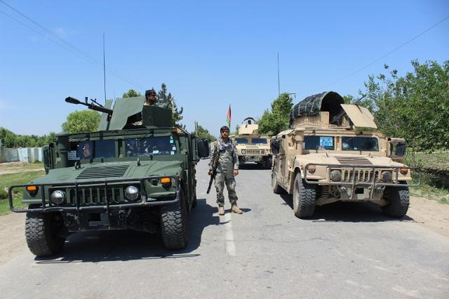 afghan forces secure kunduz after taliban attack official