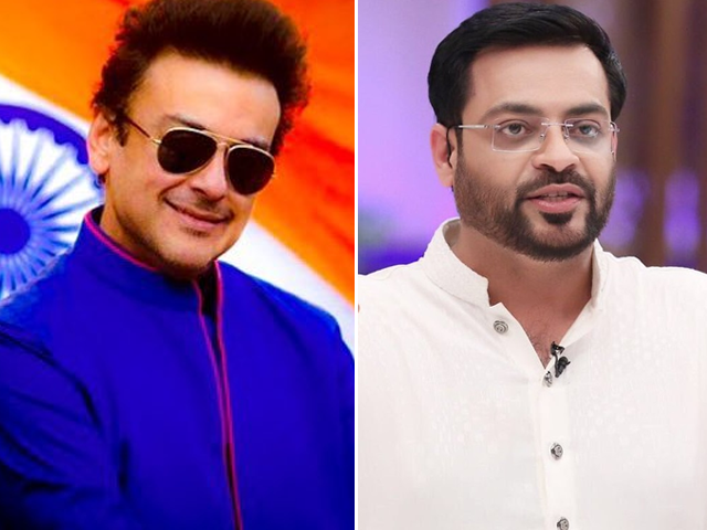 adnan sami and aamir liaquat are competing for worst twitter comebacks