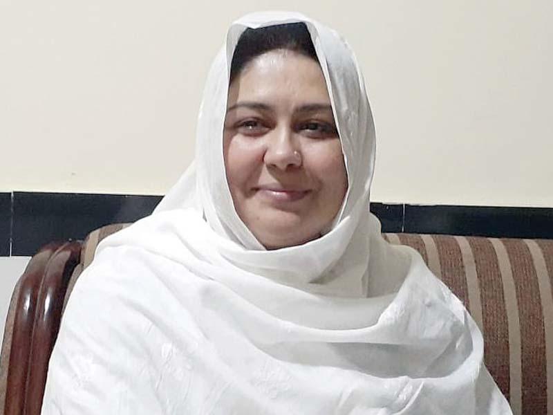 Anita Mehsud. PHOTO: FILE