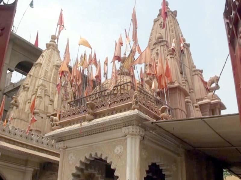 ancient murtis discovered under soldier bazaar temple