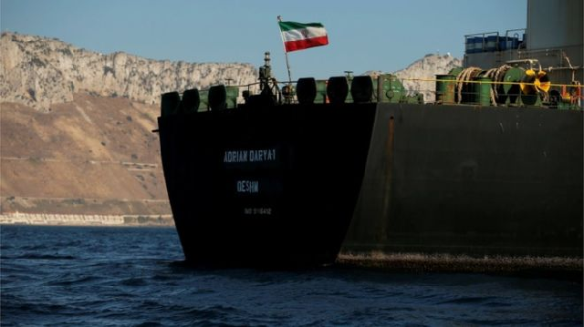 us offered millions in cash to indian captain of iranian tanker