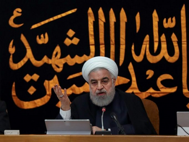 iran 039 s president hassan rouhani says he does not believe european governments attempting to rescue a 2015 nuclear deal will be able to deliver enough relief from reimposed us sanctions for iran to delay annnouncing new cuts to its own commitments photo afp