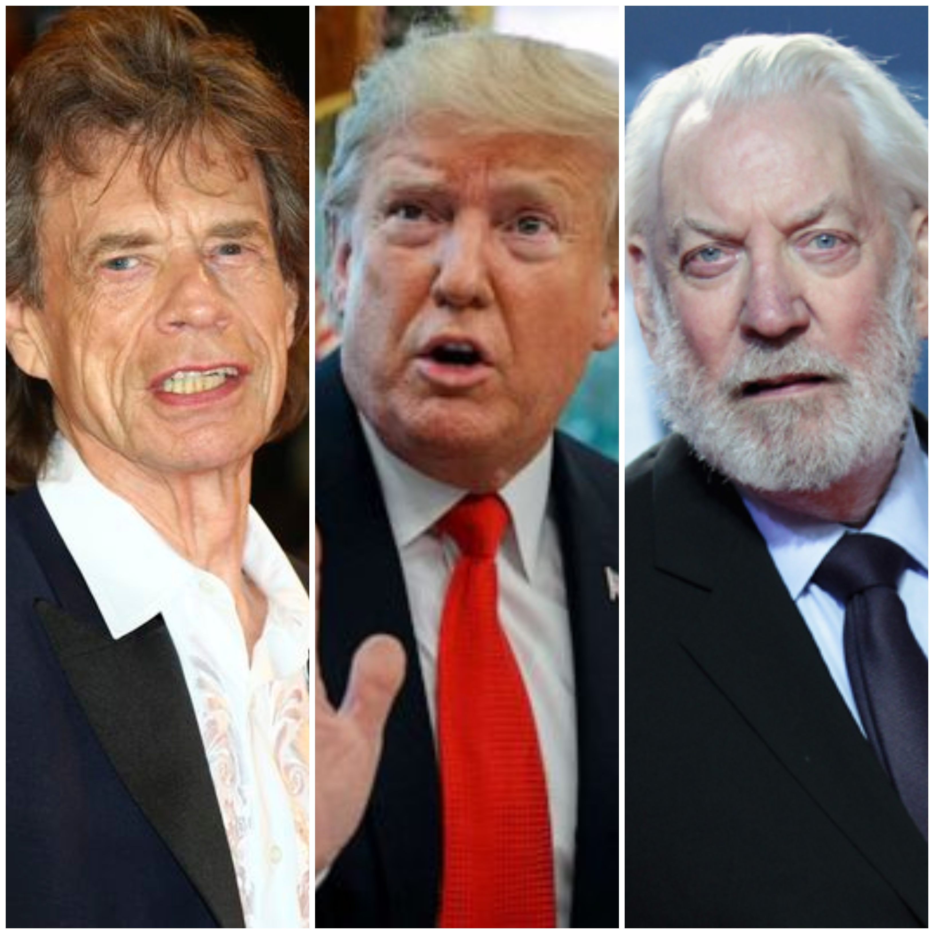 celebrities slam donald trump for lack of fight against climate change